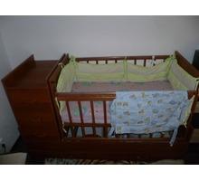 Продаю кровать-трансформер 0-12 лет - Детская мебель в Краснодаре