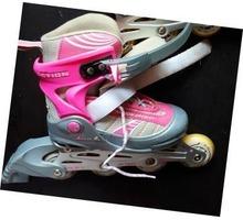 Роликовые коньки для девочки - Активный отдых в Краснодаре