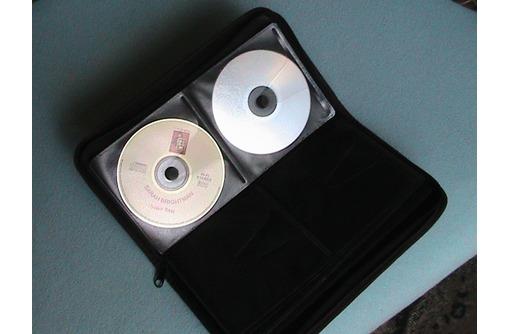 Элегантная автомобильная барсетка-клатч для компакт- и видеодисков - Автоаксессуары и инструменты в Краснодаре
