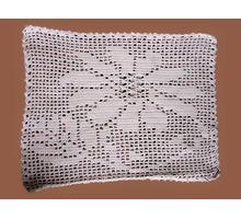 Наволочки для подушек, вручную связанные из ниток - Рукоделие в Краснодаре