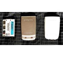 3 батареи литиевые для телефонов Samsung & Motorola - Другое в Краснодарском Крае