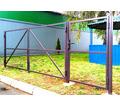 Ворота и калитки металлические - Заборы, ворота в Тимашевске