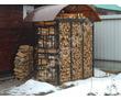Большая дровница садовая., фото — «Реклама Горячего Ключа»
