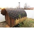 Баня-бочка 2 метра от производителя - Бани, бассейны и сауны в Краснодаре