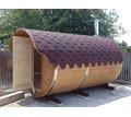 Баня бочка 3,5 метра от производителя - Бани, бассейны и сауны в Краснодаре