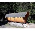 Баня-бочка 5 метров от производителя - Бани, бассейны и сауны в Краснодаре