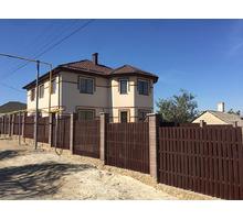 Продам новый двухэтажный дом в Крыму - Дома в Тихорецке