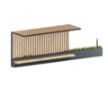 Благоустройство территории: изготовление паркового оборудования - Ландшафтный дизайн в Краснодаре