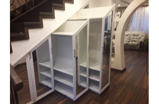 Шкафы купе, изготовление по индивидуальному дизайну, фото — «Реклама Сочи»