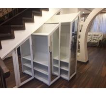 Шкафы купе, изготовление по индивидуальному дизайну - Мебель на заказ в Сочи