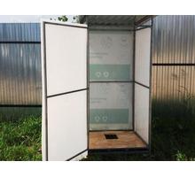 Туалет дачный. Доставка бесплатная - Садовая мебель и декор в Краснодаре