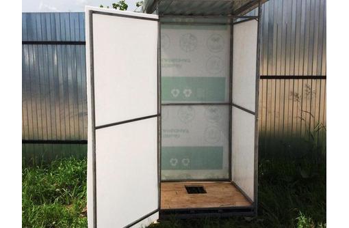Дачный туалет с доставкой, фото — «Реклама Крымска»