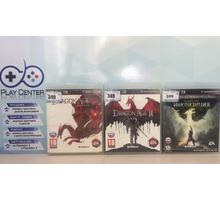 Серия игр для Playstation 3 Dragon Age - Игры, игровые приставки в Армавире