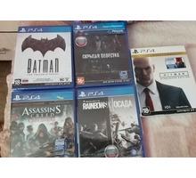 Игры для PlayStation, еще запечатанные диски - Игры, игровые приставки в Армавире