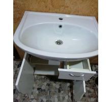 Продам тумбу с раковиной, в хорошем состоянии - Мебель для ванной в Армавире