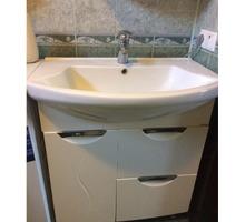 Тумба для ванной и раковина - Мебель для ванной в Армавире