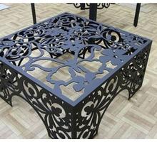 Журнальный столик металлический - Мебель для гостиной в Краснодарском Крае