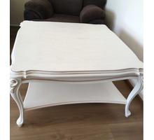 Продам журнальный столик из дерева - Мебель для гостиной в Краснодарском Крае