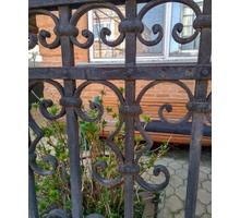 Забор кованный - Заборы, ворота в Белореченске
