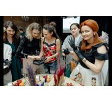 Живой мастер класс по изготовлению фруктового букета - Мастер-классы в Краснодаре