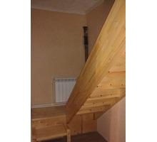 Деревянная лестница - Лестницы в Белореченске