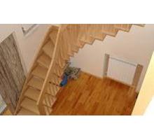 Лестница на тетивах деревянная - Лестницы в Белореченске