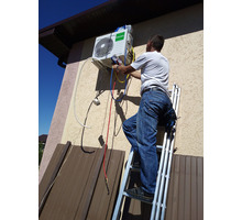 Установка, ремонт, заправка кондиционеров, сплид-систем - Кондиционеры, вентиляция в Анапе