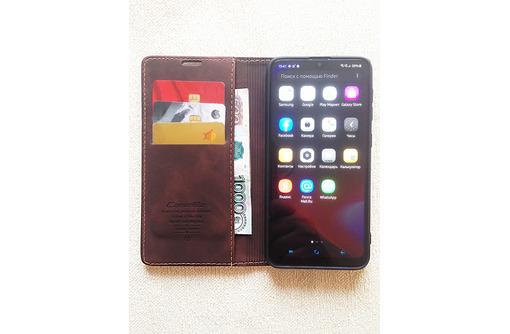 Чехол книжка для Samsung Galaxy A10, M10 - Аксессуары для телефонов в Краснодаре
