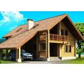 Славянские деревянные дома в Белореченске - Строительные работы в Белореченске