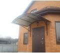 Навесы, козырьки, заборы и другие сварочные конструкции - Металлоконструкции в Белореченске