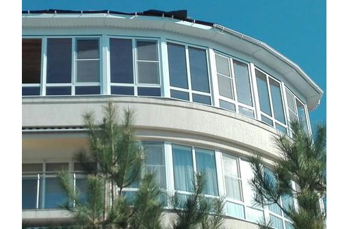 Изготовление и установка пластиковых окон, остекление балконов под ключ - Окна в Краснодаре