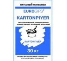 Сухая формовочная гипсовая смесь EXTRAGIPS - Цемент и сухие смеси в Белореченске
