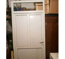 Дверь пластиковая с замком - Двери входные в Белореченске