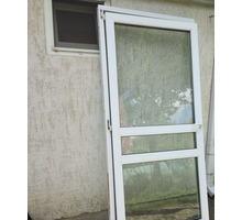 Дверь пластиковая - Двери входные в Белореченске