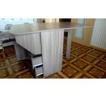 Cтол тумба кухонный раскладной - Столы / стулья в Краснодаре