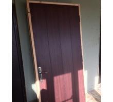 Дверь деревянная входная - Двери входные в Белореченске
