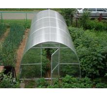 Великолепные теплицы с поликарбонатом - Садовый инструмент, оборудование в Адлере