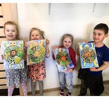 Креативное рисование для детей 4-х лет. - Детские развивающие центры в Краснодарском Крае