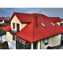 Ремонт крыши, замена кровли, все на высшем уровне - Кровельные материалы в Краснодаре