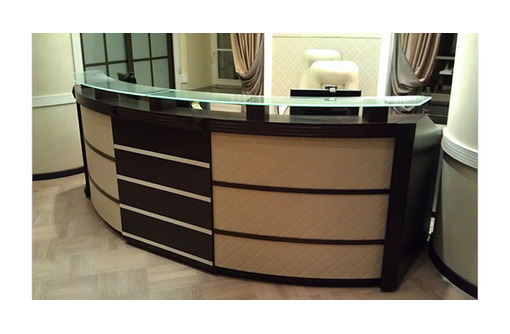 Офисная мебель, проектирование и изготовление на заказ, фото — «Реклама Сочи»