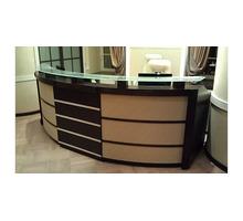 Офисная мебель, проектирование и изготовление на заказ - Мебель для офиса в Сочи