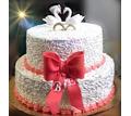 Свадебные торты на заказ в Белореченске - Свадьбы, торжества в Белореченске