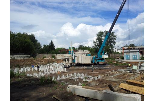 Сваевдавливающапя установка Санворд 260, 360 - Инструменты, стройтехника в Краснодаре