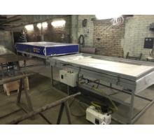 Вакуумный пресс твп-2500С - Продажа в Анапе