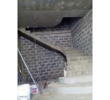 Бетонные (монолитные) лестницы - Лестницы в Сочи