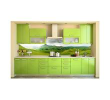 Стеклянный фартук для кухни - Мебель для кухни в Сочи