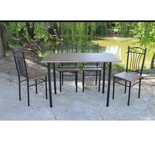 """Стол и 4 стула для дома или кафе """"Монада"""" - Столы / стулья в Сочи"""