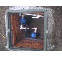 Чистка, ремонт скважин на воду - Бурение скважин в Геленджике