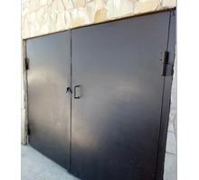 Продам ворота гаражные, самовывоз - Заборы, ворота в Геленджике