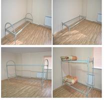 Кровати для строителей, металлические, надежные - Мебель для спальни в Адлере